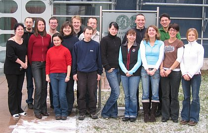 The X-ray group 2006