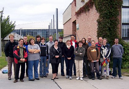 The X-ray group 2007